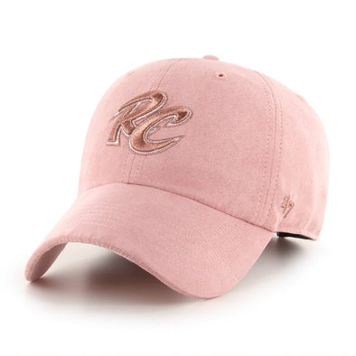 UPTOWN SUEDE HAT - WOMENS, SACRAMENTO RIVER CATS