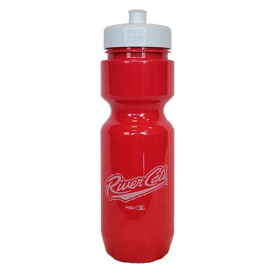 WATERBOTTLE - RED, SACRAMENTO RIVER CATS
