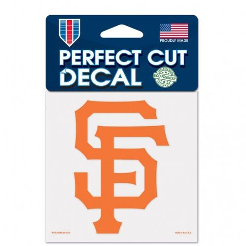 DECAL SF HOME 4X4, SACRAMENTO RIVER CATS