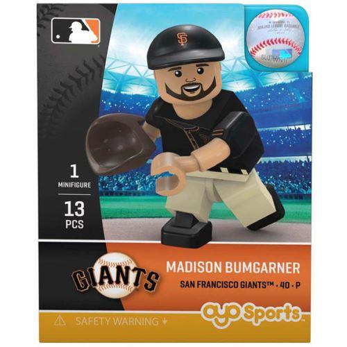 OYO MINI FIGURE BUMGARNER, SACRAMENTO RIVER CATS
