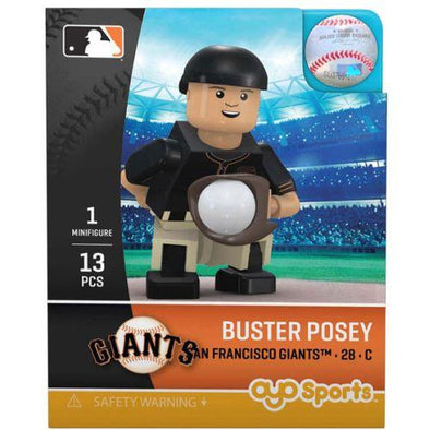 OYO MINI FIGURE POSEY, SACRAMENTO RIVER CATS