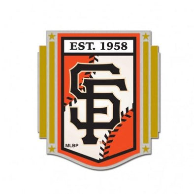 PIN SF BANNER, SACRAMENTO RIVER CATS