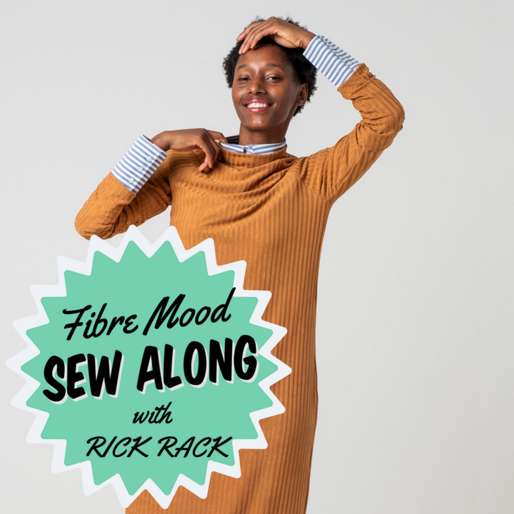 Fibre Mood Issue 7: Sew Along!