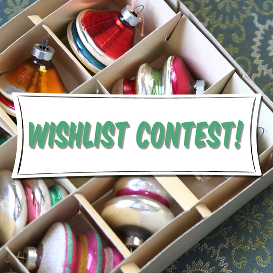 Wishlist Contest!