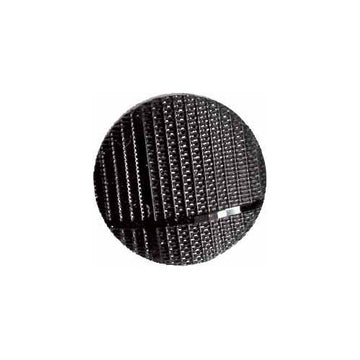 Elan - Buttons - 25mm - Black