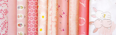 AGF - Fat Quarter Bundle - Rose Parfait