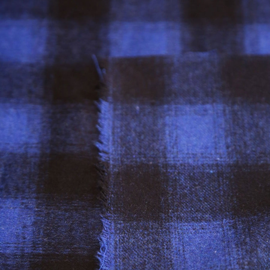 Wool Blend - Plaid