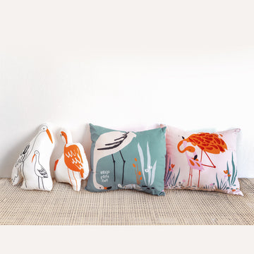 Katia - Poplin - Salinas Pillow - Panel