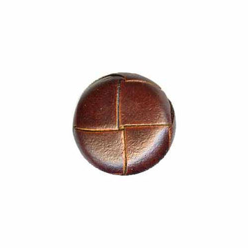 Elan - Buttons - 25mm - Light Brown