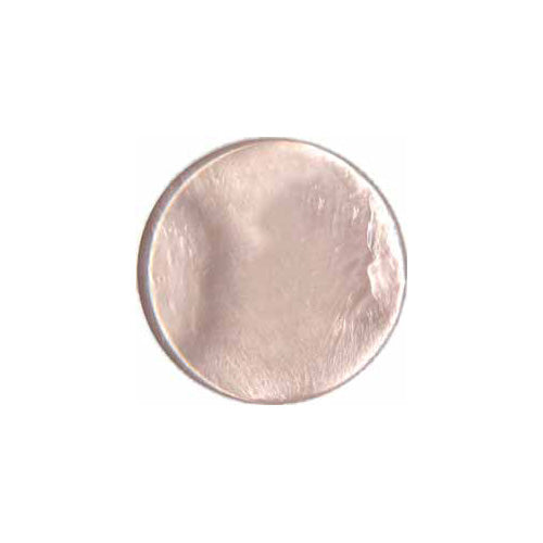 Elan - Buttons - 25mm - Pink Sheen