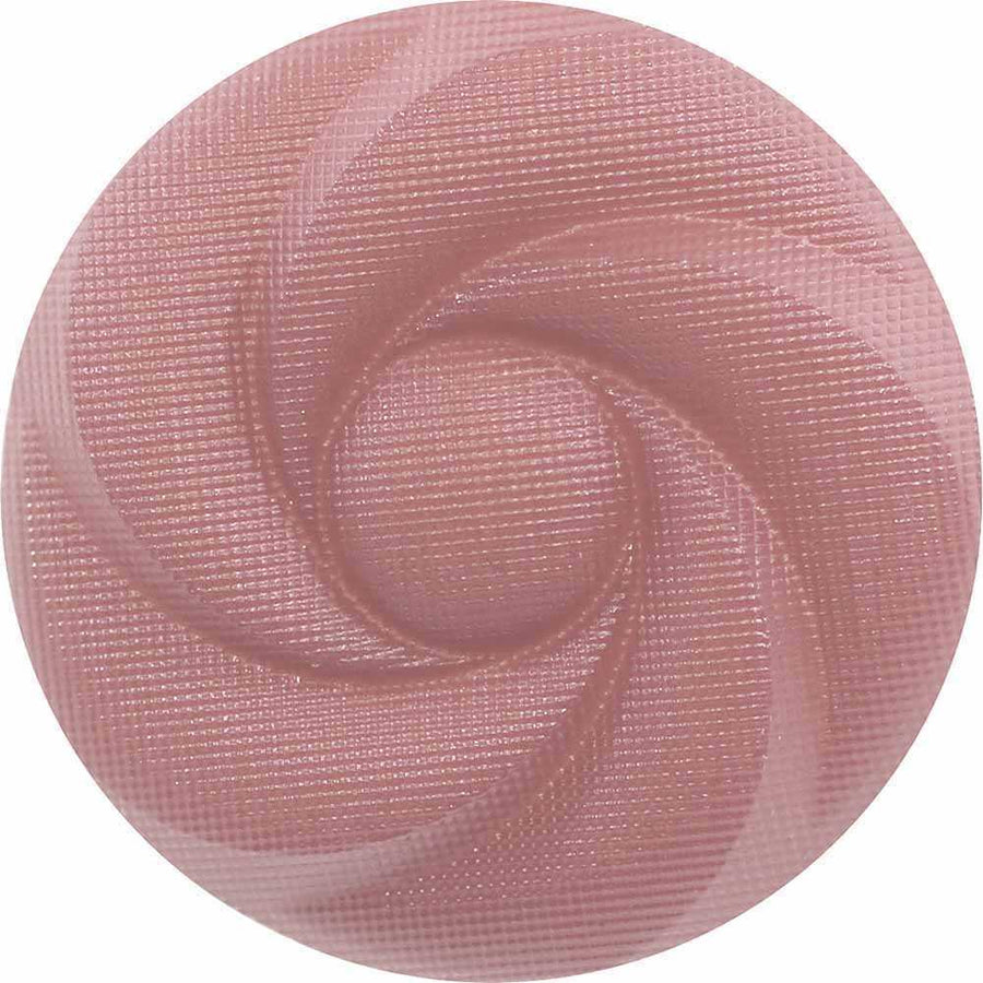 Elan - Buttons - 20mm - Pink Rose