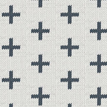 AGF - Cotton - Hooked - Chain Stitch Crosses