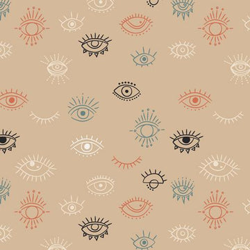 AGF - Cotton - Luna & Laurel - Eye See You Day