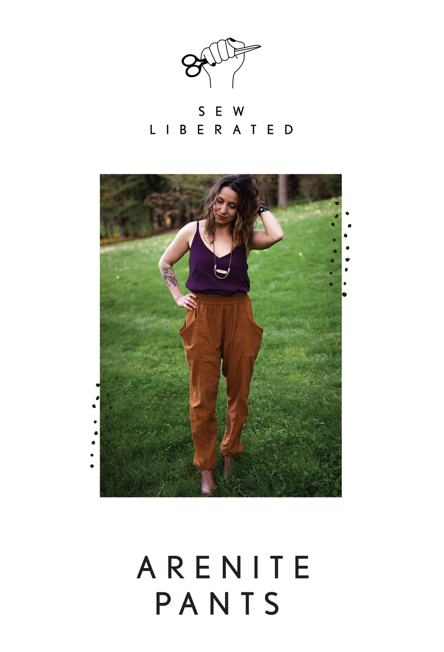Sew Liberated - Arenite Pants
