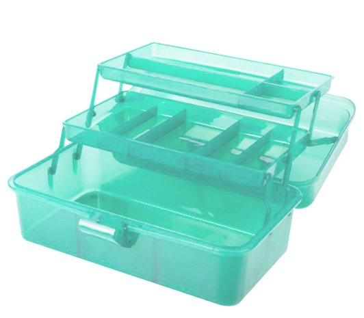 Bohin - Large Storage Box - Green