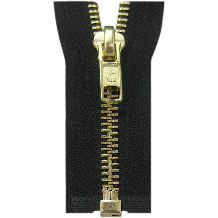 COSTUMAKERS - Outerwear One Way Separating Zipper - 80cm