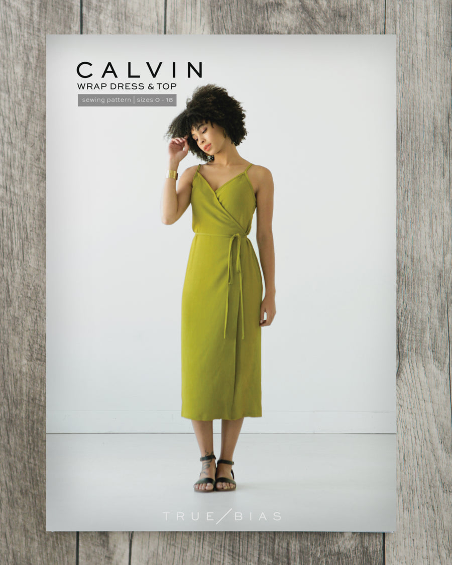 True Bias - Calvin Dress and Top