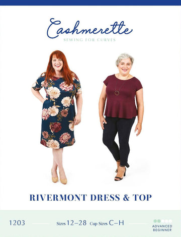 Cashmerette - Rivermont Dress & Top