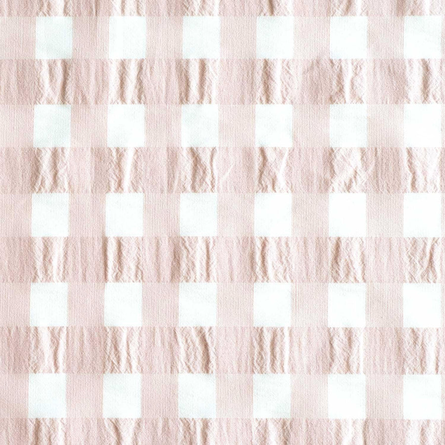 Katia - Cotton - Gingham - Pink Sand