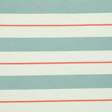 Cotton - Jersey - Surfing Stripes