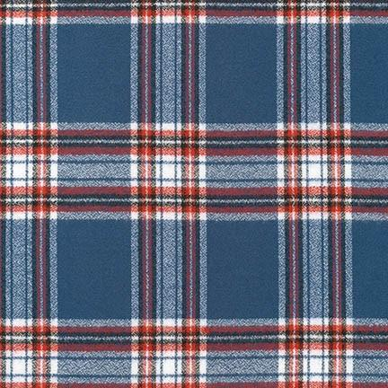Cotton - Mammoth Flannel - Americana