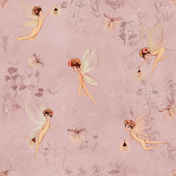 Katia - Cotton - Poplin - Fairies