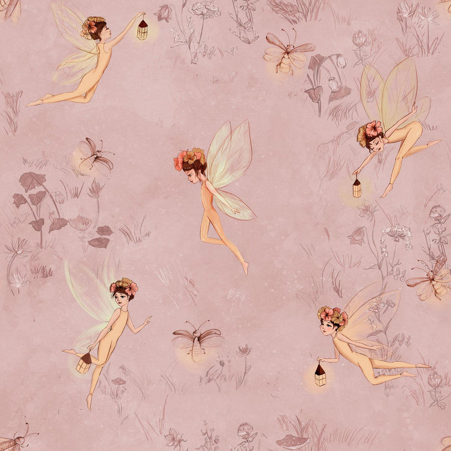 Katia - Poplin - Fairies