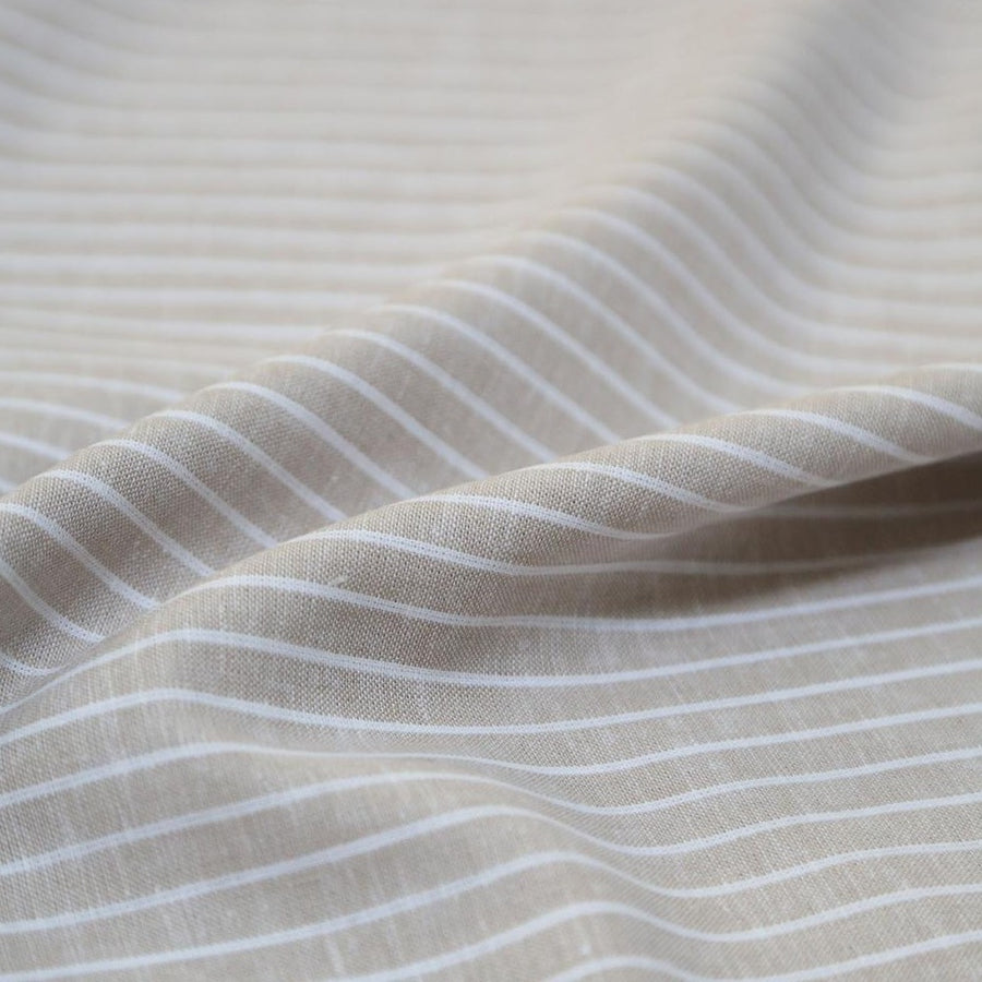 Cotton Linen - Stripe