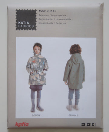 Katia - K13 Childs Raincoat