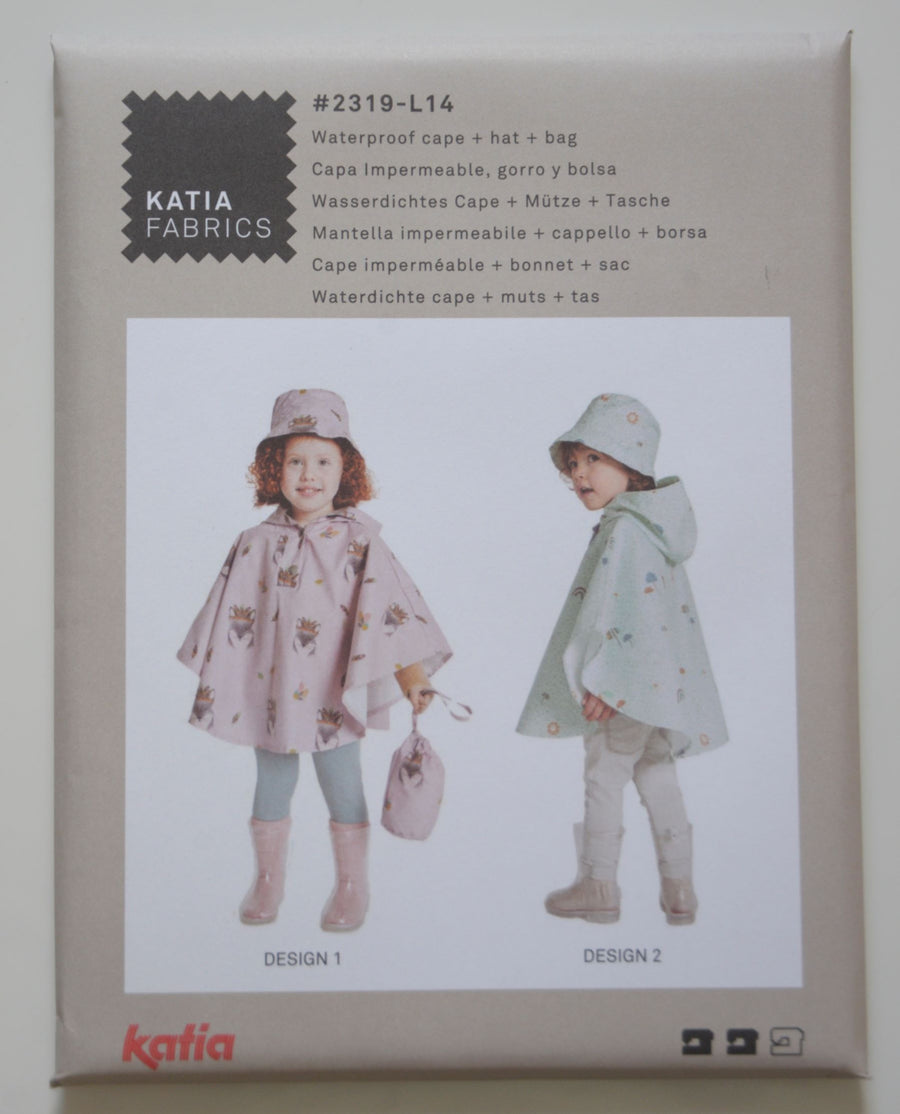 Katia - L14 Cape and Bag