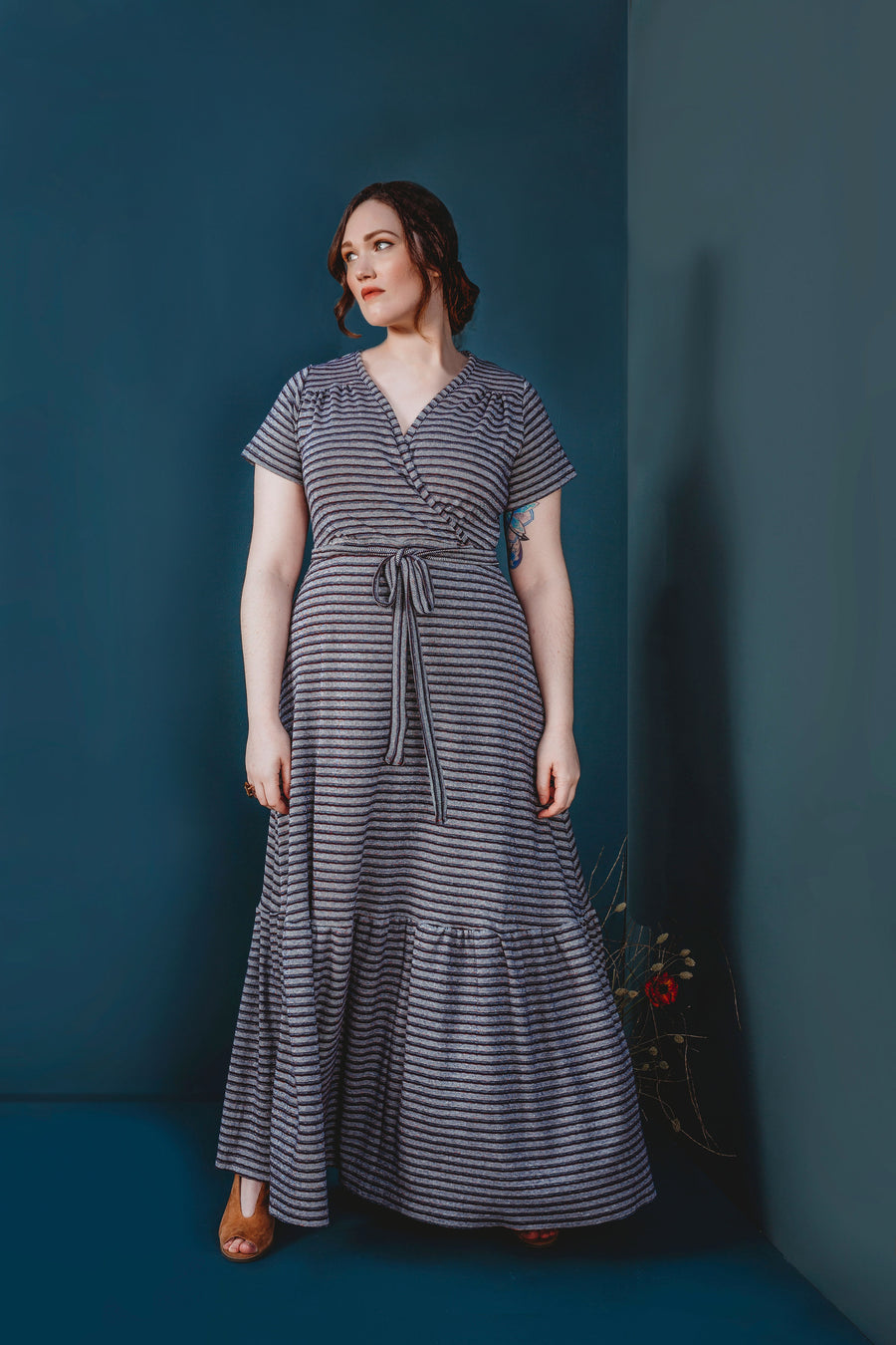 Friday Pattern Company - Westcliff Dress