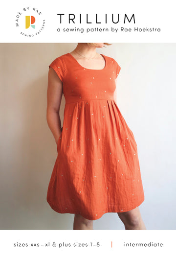 Made by Rae - Trillium Dress & Top