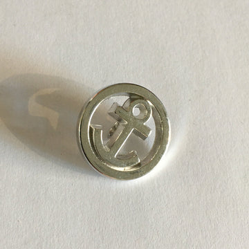 Buttons - 18mm - Anchor
