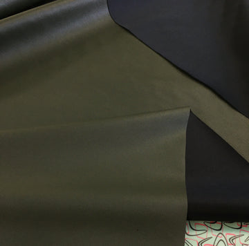 Stretch Pleather - Olive