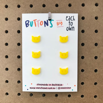 Each to Own - 16mm Kitty Gloss - Yellow