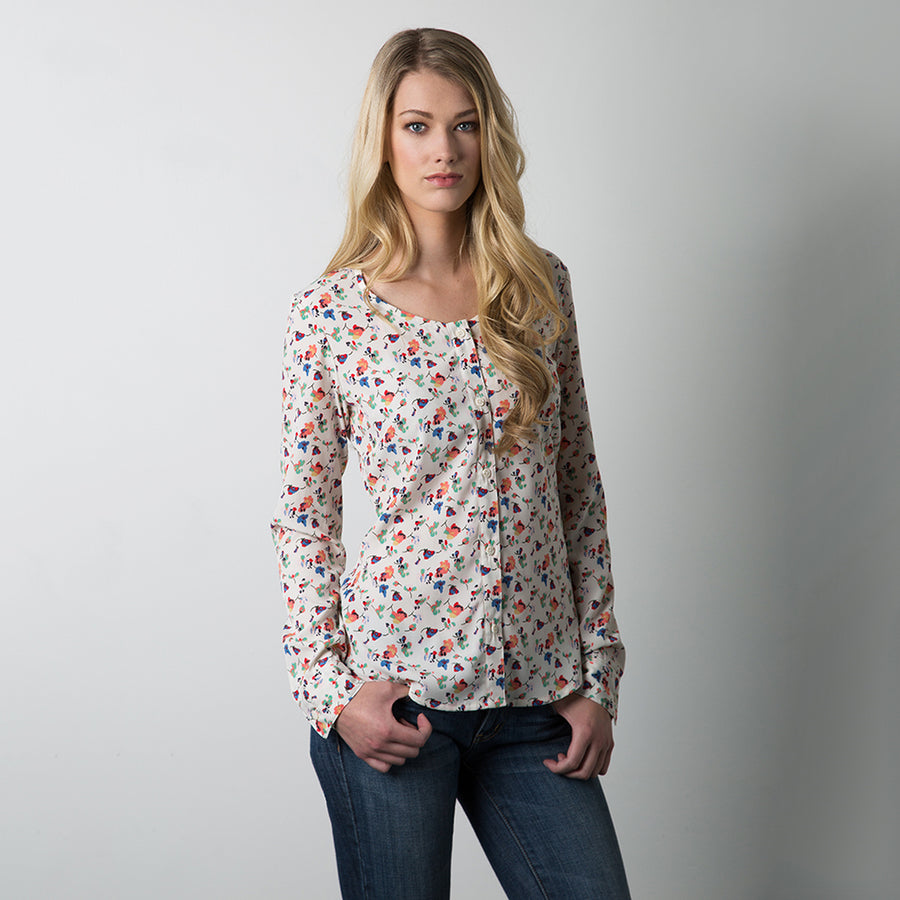 Sewaholic - Oakridge Blouse