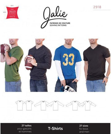 Jalie - Mens T-Shirt