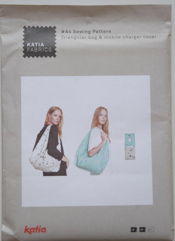 Katia - A4 Triangle Bag