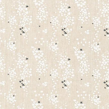 Linen Blend - Driftless - Spotted - Natural