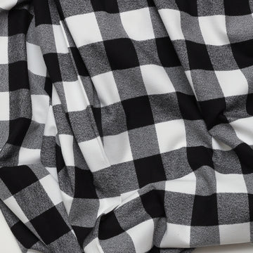 Cotton - Mammoth Flannel - Wide - White Buffalo