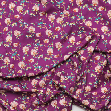 Figo - Rayon - Forage - Clover - Purple