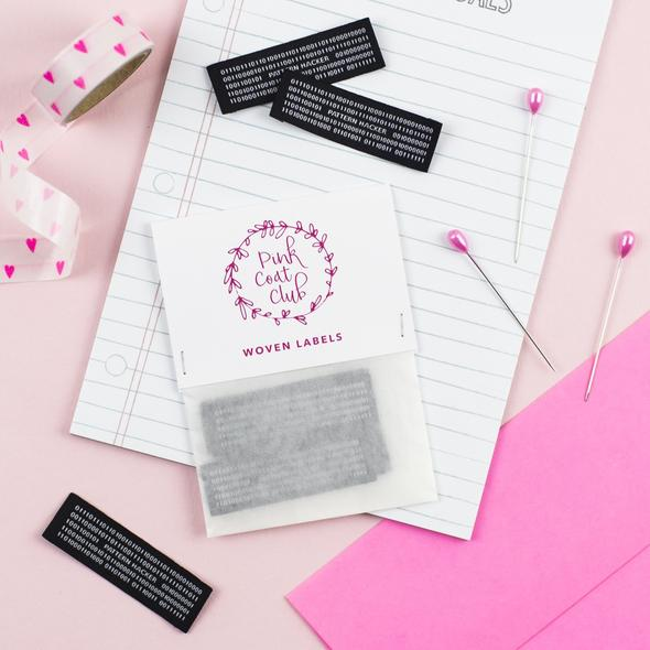Pink Coat Club - Sewing Labels - Pattern Hacker