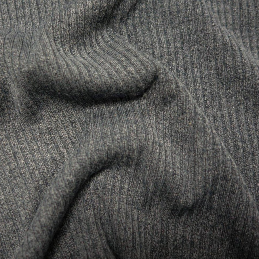 Poly Rayon - Large Rib Knit