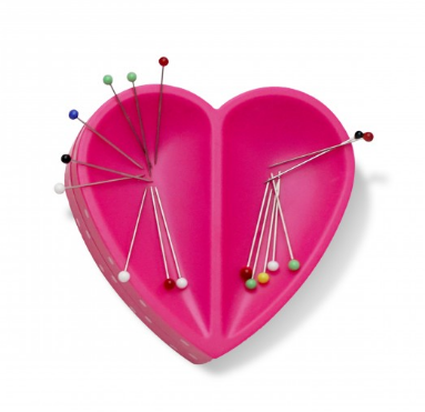 Prym - Magnetic Pin Bowl - Heart