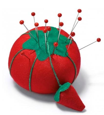 Prym - Tomato Pin Cushion With Emery