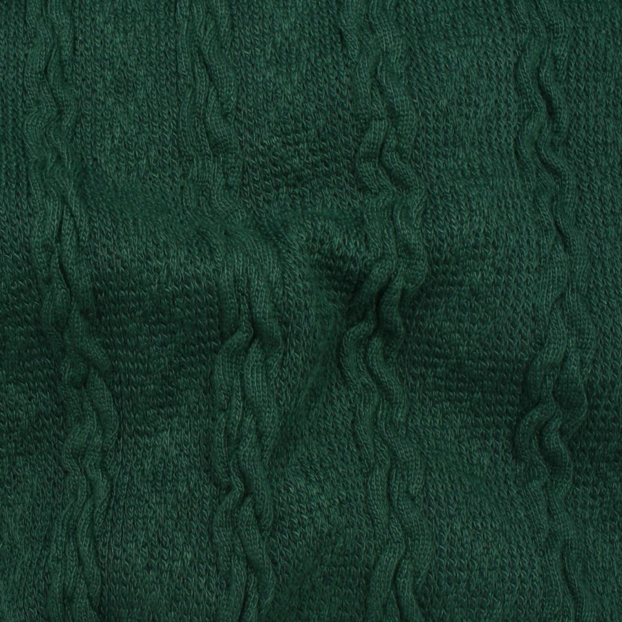 Rayon Blend - Cable Knit