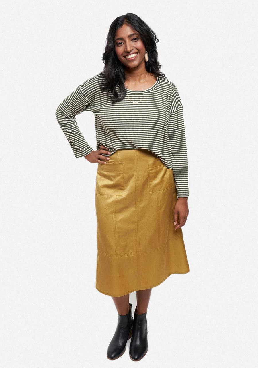 Grainline Studio - Reed Skirt - 0-18