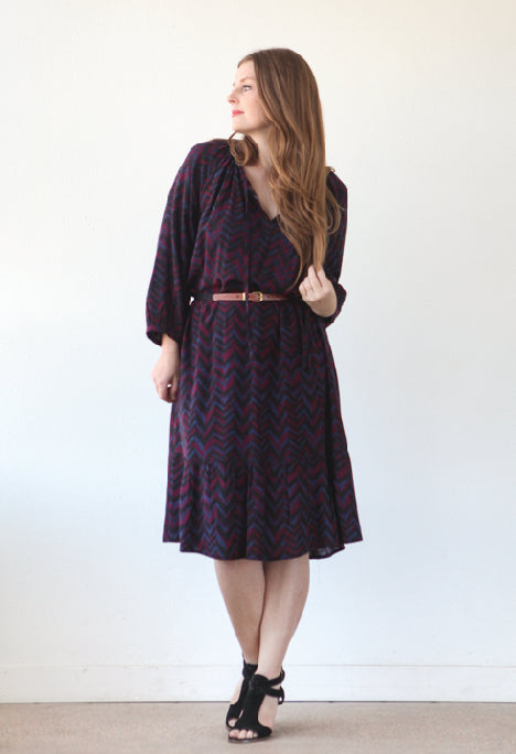 True Bias - Roscoe Dress & Blouse
