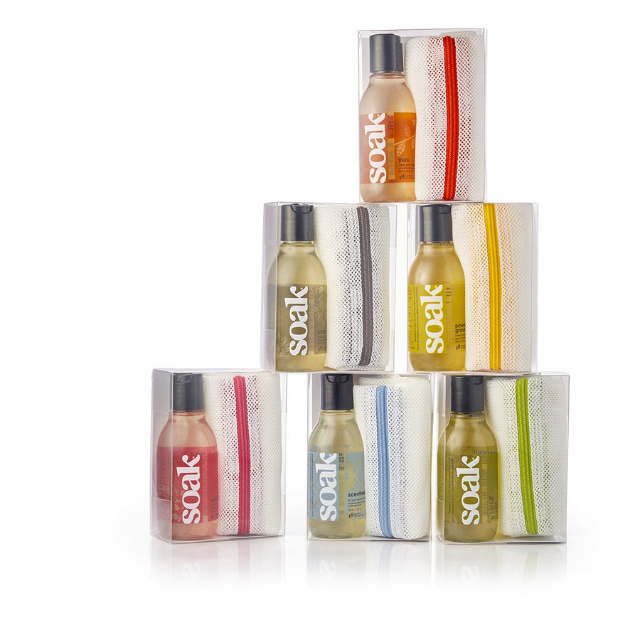 Soak Eco Wash Set - Assorted Scents