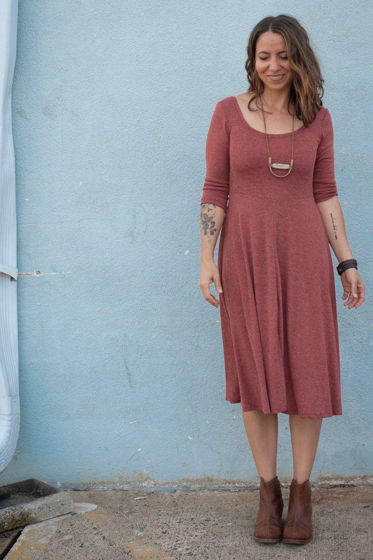 Sew Liberated - Stasia Dress & Tee